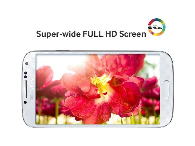 Samsung представил смартфон Galaxy S 4. Изображение № 3.