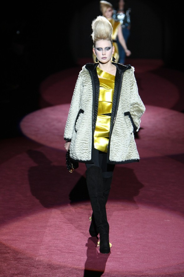 Marc Jacobs fall winter 2009–2010. Изображение № 45.