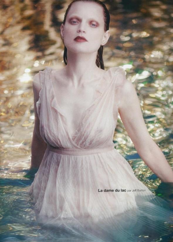 5 новых съемок: Elle, Harper's Bazaar, Numero и Vogue. Изображение № 23.