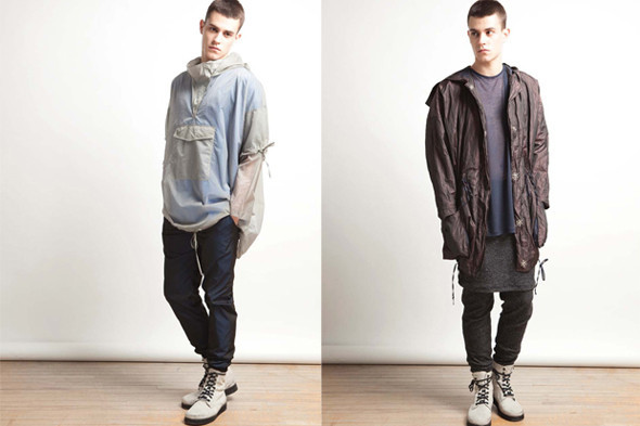 White Tent Fall/Winter 2012 Collection. Изображение № 19.