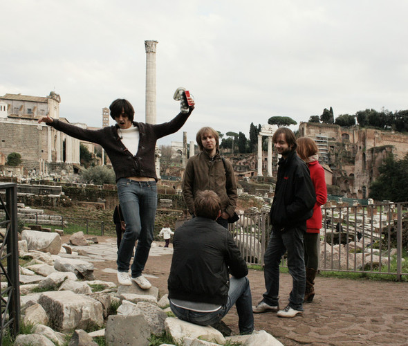 Мы записали Рим в альбоме. Изображение № 5.
