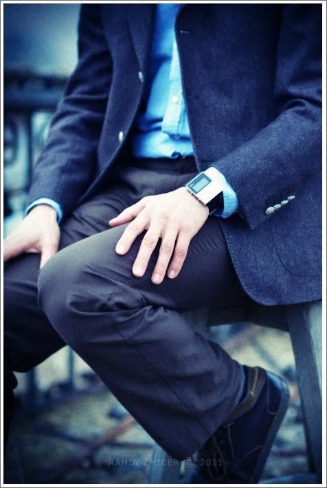 Void Watches дизайнер David Ericsson. Изображение № 6.