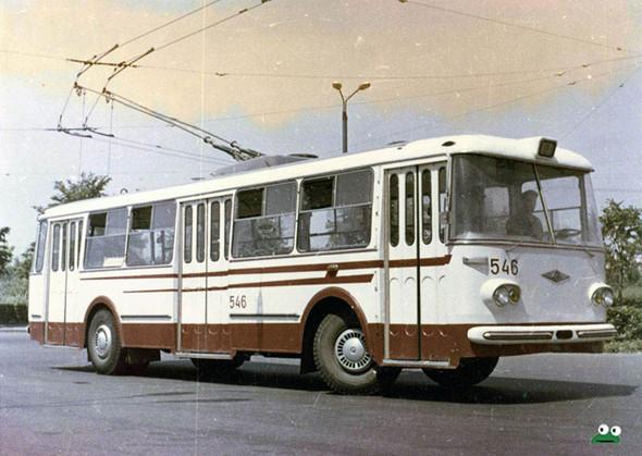 Первые троллейбусы. Изображение № 36.
