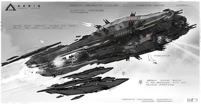 Художник «Восхождения Юпитер» выложил концепты к фильму. Изображение № 7.