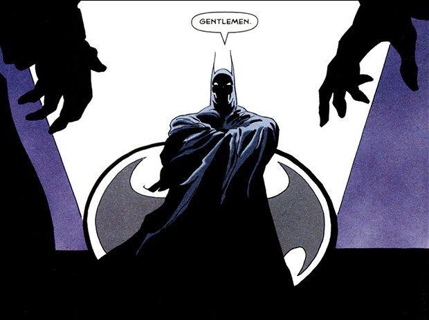 15 лучших комиксов  о Бэтмене. Изображение № 13.