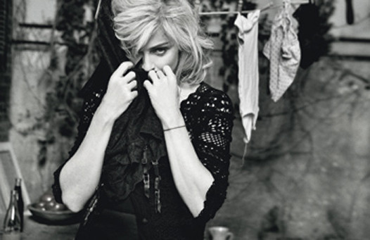 Мадонна в новой рекламе D&G. Изображение № 8.
