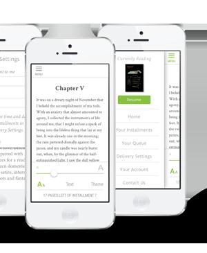 Как приложение Rooster возвращает нам время на чтение. Изображение № 9.