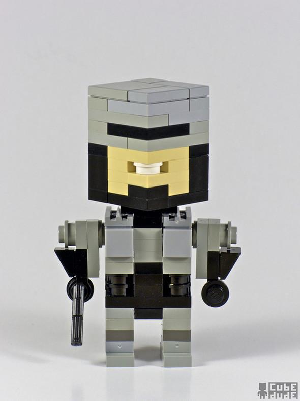 Изображение 22. Lego-герои CubeDude .. Изображение № 22.
