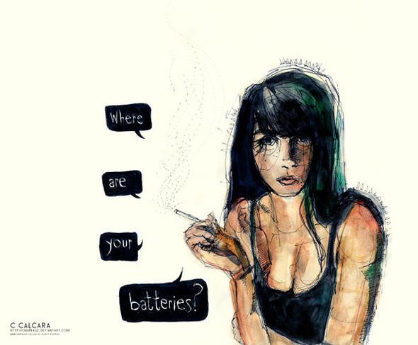 Иллюстрации Charmaine Olivia. Изображение № 6.