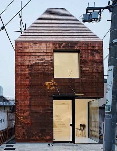 А-ля натюрель: материалы в интерьере и архитектуре. Изображение № 33.