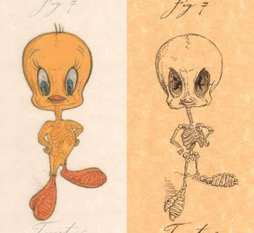 Изображение 11. Анатомия мульт-героев.. Изображение № 11.