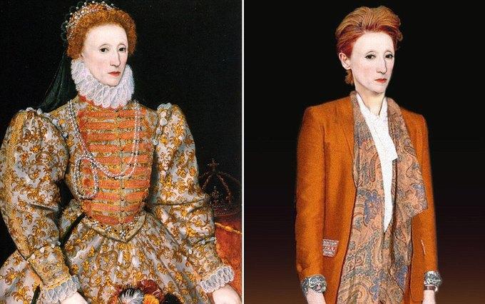королева Елизавета. Изображение № 5.