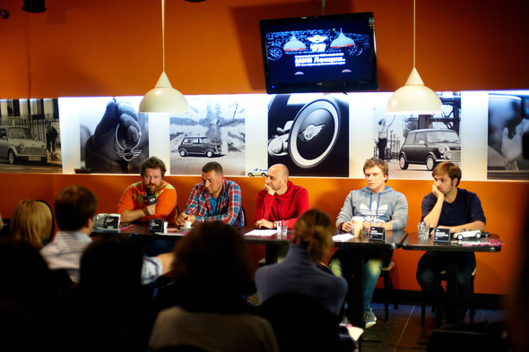 Алексей Зимин, кафе Ragout: «Чтобы открыть хорошее кафе, нужно любить это дело». Изображение № 1.
