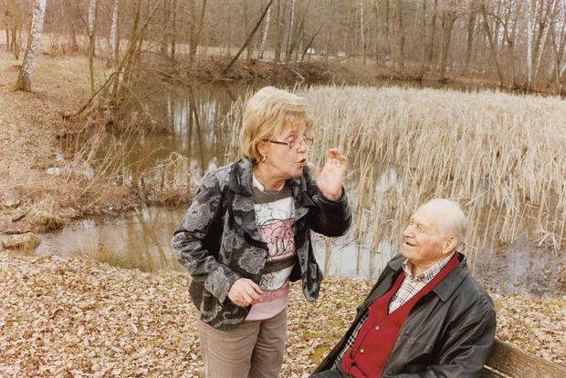 Юрген Теллер сфотографировал свою маму. Изображение № 4.