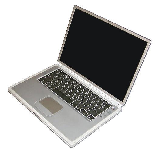 Эволюция дизайна ноутбуков apple 1989 – 2008. Изображение № 11.