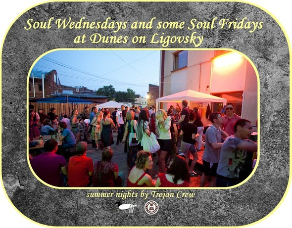 Soul Wednesdays and some Soul Fridays at Dunes on Ligovsky. Изображение № 1.