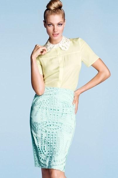 Джессика Харт для H&M Trend Update. Изображение № 4.
