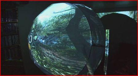JDome – монитор собзором 180 градусов. Изображение № 1.