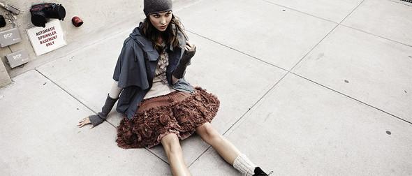 Кампания: Карли Клосс для EnC Fall 2011. Изображение № 2.