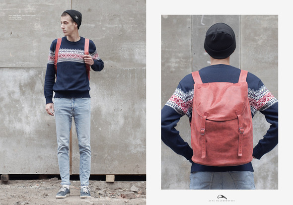 Изображение 3. Летняя коллекция рюкзаков от Asya Malbershein.. Изображение № 10.