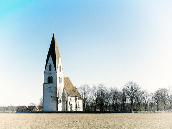 Церковь в районе пляжа Тофта . Изображение № 71.