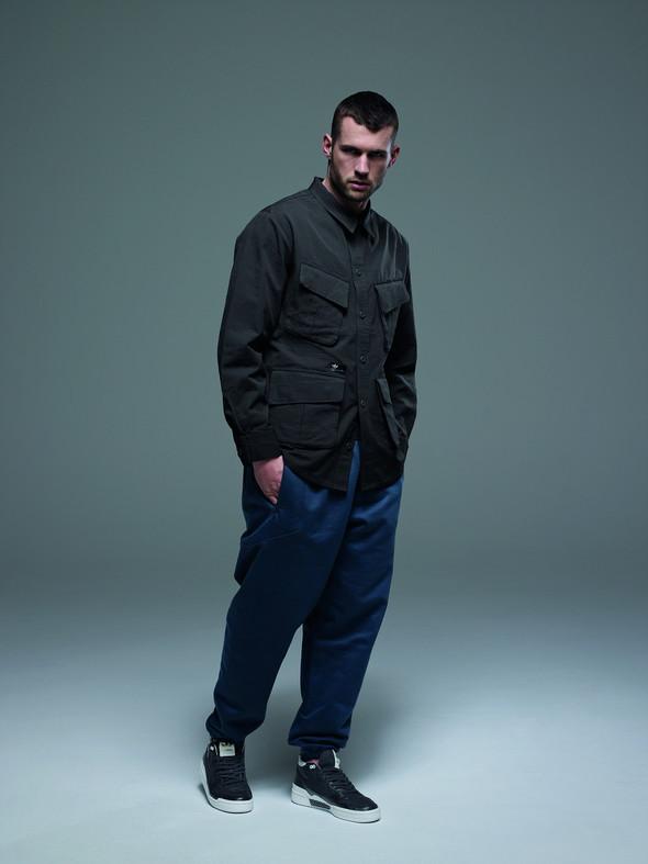 Лукбуки: Джереми Скотт и Дэвид Бекхэм для Adidas Originals. Изображение № 42.
