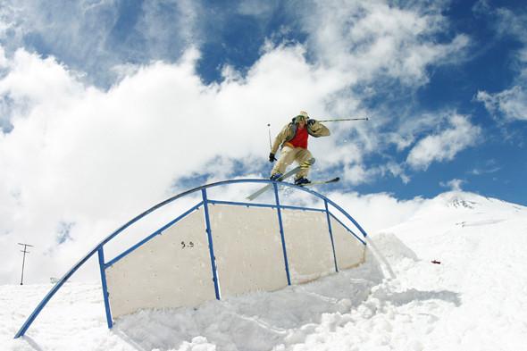 Даблкинк на Воробьевых горах, 2007. Изображение № 7.