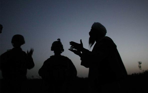 Афганистан. Военная фотография. Изображение № 134.
