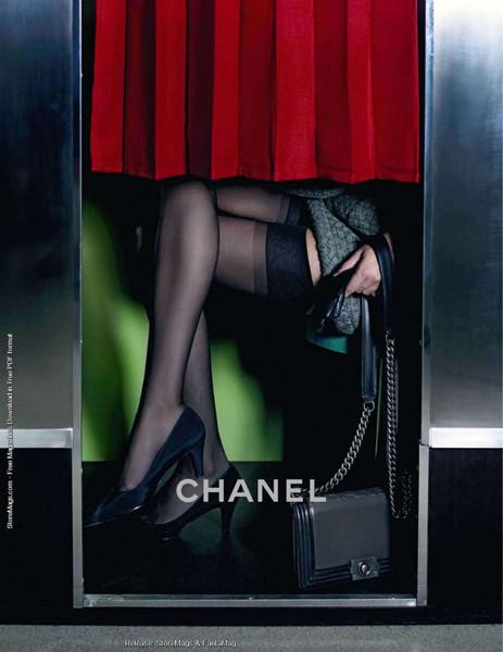 Превью кампании: Chanel FW 2011. Изображение № 4.