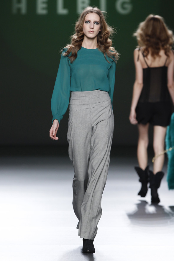 Madrid Fashion Week A/W 2012: Teresa Helbig. Изображение № 5.