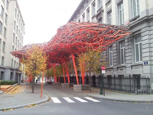 Городская скульптура от Арне Куинзе. Изображение № 8.