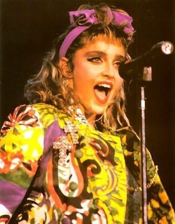 Изображение 13. Музыка 80х: яркий цветной карнавал.. Изображение № 13.