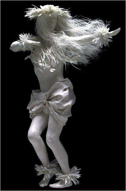 Бумажные скульптуры. Изображение № 28.