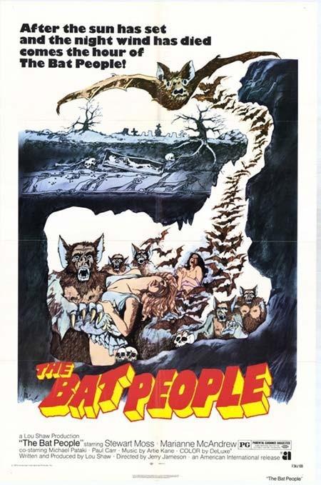 Афиши фильмов ужасов. Изображение № 36.