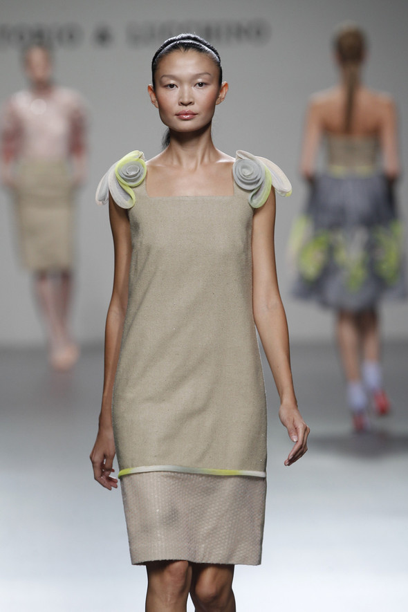 Madrid Fashion Week SS 2012: Victorio & Lucchino. Изображение № 9.