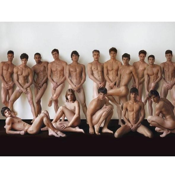 Мужские съемки: VMAN, Dazed & Confused и другие. Изображение № 43.
