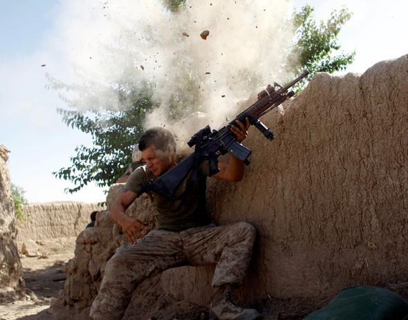 Афганистан. Военная фотография. Изображение № 297.