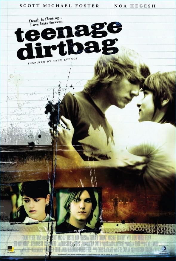 История странного подростка \ Teenage Dirtbag. Изображение № 1.