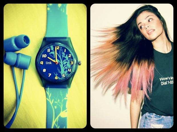 Новый бренд в ITEMS: Цветные часы LINK от Boboloom . Изображение № 2.