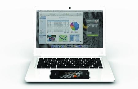 Первый ноутбук наоснове iPhone. Изображение № 1.