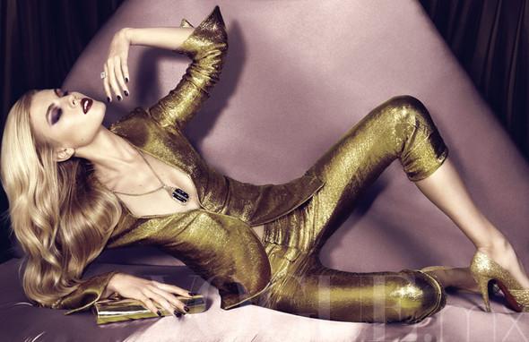 Съёмка: Марина Линчук для Vogue. Изображение № 8.
