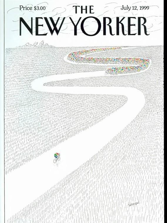Обложки TheNew Yorker. Изображение № 75.