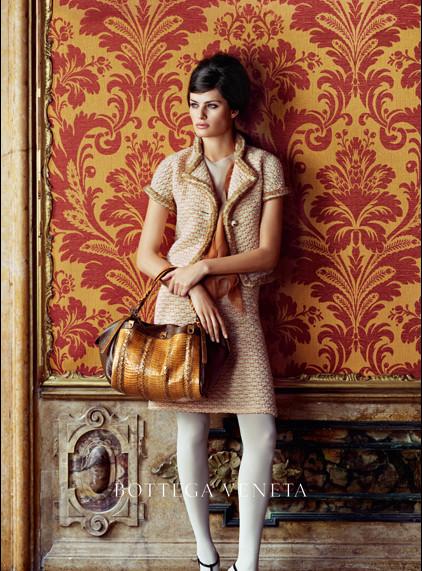 Кампания: Bottega Veneta FW 2011. Изображение № 1.