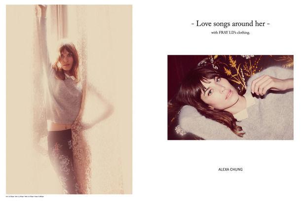 Вышли новые лукбуки Zara, Free People, Mango и других марок. Изображение № 108.