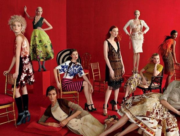 Чем нас расстроила  индустрия моды в 2012 году. Изображение № 8.