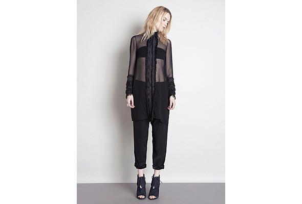 Кое-что новое:Alexander McQueen, Urban Outfitters, Zara. Изображение № 22.