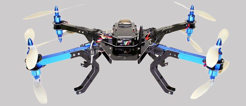 2013 — год дронов: 10 беспилотников, меняющих мир . Изображение № 11.