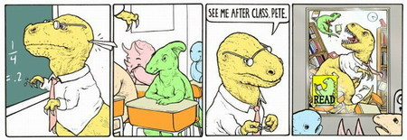 """Perry Bible Fellowship или""""Hey Lenny, check this out"""". Изображение № 7."""