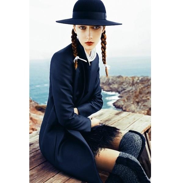 5 новых съемок: Interview, Marie Claire и Vogue. Изображение № 23.
