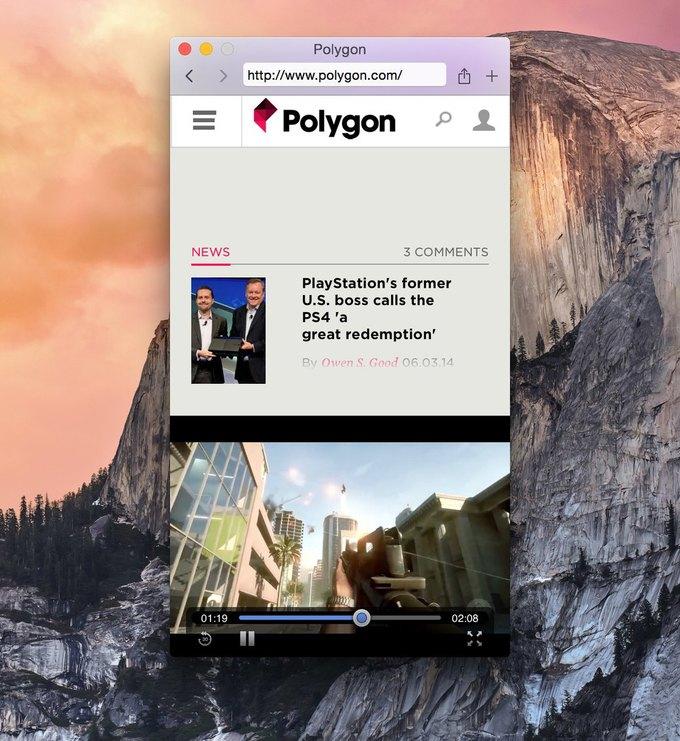 Создан эмулятор мобильного браузера для OS X. Изображение № 2.